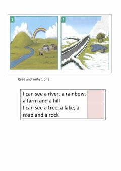 Interactive worksheet In the countryside