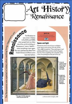 Interactive worksheet Renaissance