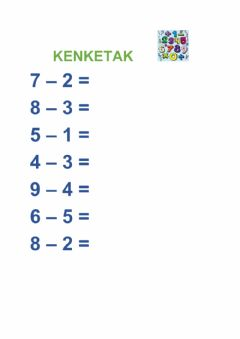 Interactive worksheet Kenketak