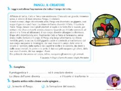 Interactive worksheet IL MITO