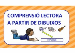 Interactive worksheet Lectura- mini frases