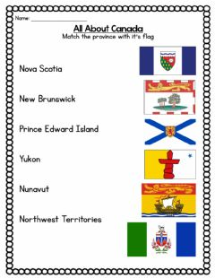 Interactive worksheet Provinces & Animals 2