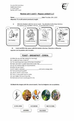 Interactive worksheet Healthy lifestyle
