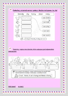 Ficha interactiva Bugs Team 1 unit 6 lesson 6