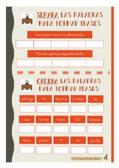 Interactive worksheet Frases
