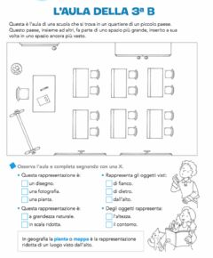 Interactive worksheet Cos'è una pianta