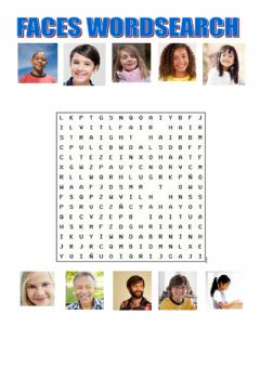 Ficha interactiva Physical descriptions wordsearch tiger macmillan