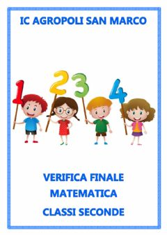 Interactive worksheet Verifica matematica classe seconda