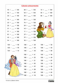 Interactive worksheet Formare il 100 6