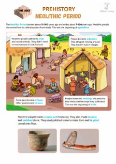 Interactive worksheet Neolithic