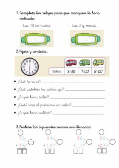Interactive worksheet Repaso
