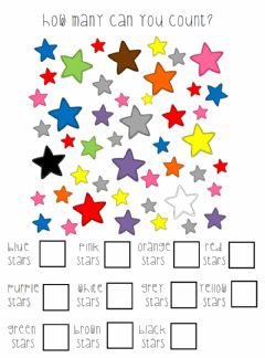 Interactive worksheet How many?
