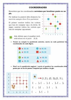 Interactive worksheet Estadísitca
