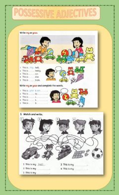 Interactive worksheet Family and friends 1 unit 2