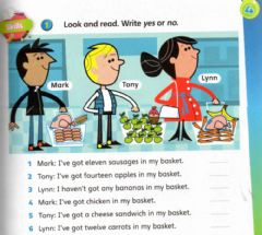 Interactive worksheet Super Minds Year   1