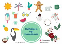 Interactive worksheet Vocabulario ropa