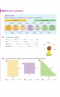 Interactive worksheet Les unitats de longitud