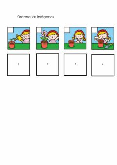Interactive worksheet Secuencia