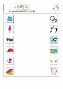 Interactive worksheet ¿Para que sirve?