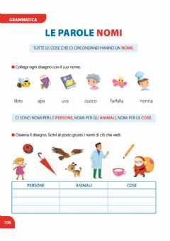 Interactive worksheet Nomi
