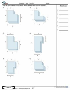 Interactive worksheet 3d