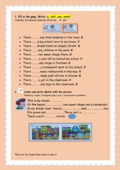 Ficha interactiva Bugs Team 3 unit 5 lesson 6
