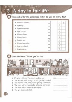 Interactive worksheet ACTIVITY