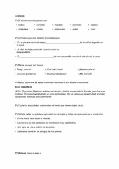 Interactive worksheet Control Tema 8