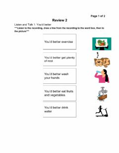 Interactive worksheet Review 2