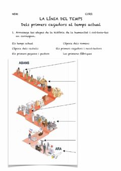 Interactive worksheet Edat Antiga