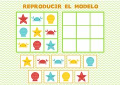 Interactive worksheet Reproducir el modelo