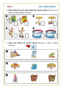Interactive worksheet Unit 5 an 6 review