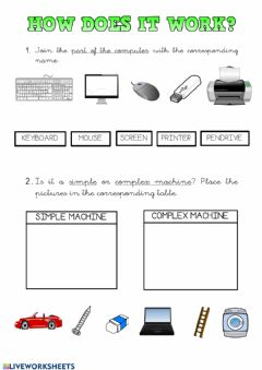Interactive worksheet How does it work?
