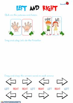 Interactive worksheet Let's do the Pinochio