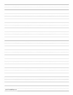 Interactive worksheet Blank Writing Page