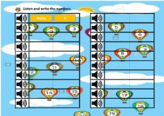 Ficha interactiva Super Minds