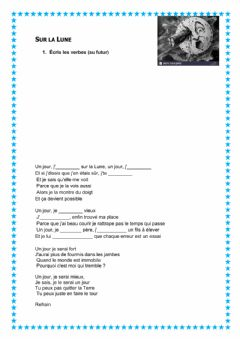 Interactive worksheet Chanso