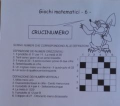 Interactive worksheet Gioco con i numeri