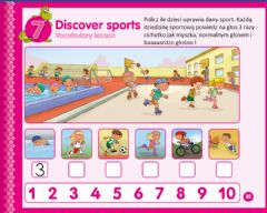 Interactive worksheet Discover sports