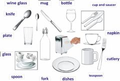 Interactive worksheet Vocabulary kitchen