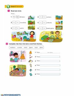 Interactive worksheet page 8