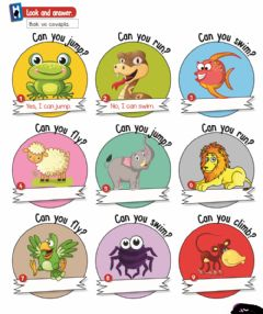 Interactive worksheet 2.10 animals can