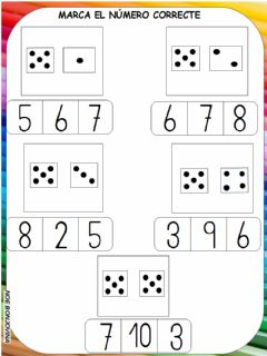 Interactive worksheet Equivalencias dados1