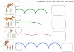 Interactive worksheet Salta, salta