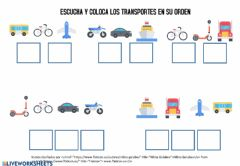Interactive worksheet MEMORIA 3 AÑOS
