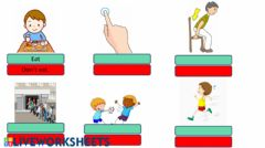 Interactive worksheet Grade 4 Lesson 4 Vocab