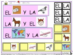 Interactive worksheet Palabras con p-l-m.5