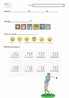 Interactive worksheet Rutina 25