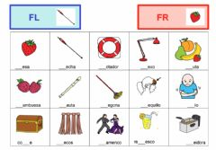 Interactive worksheet Fl y Fr