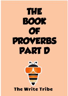 Ficha interactiva Proverbs workbook part d